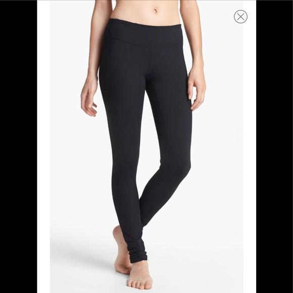 717612e196 Zella Pants - GONE AT 9! Zella Black Live In Leggings Size L